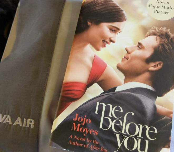 Me before you 我就要你好好的
