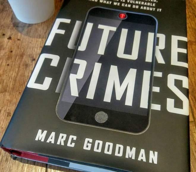 Future crimes 未來犯罪