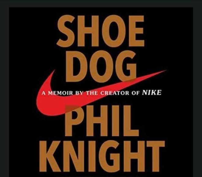 Shoe Dog 球鞋魂