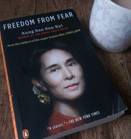 Freedom from Fear 來自緬甸的聲音