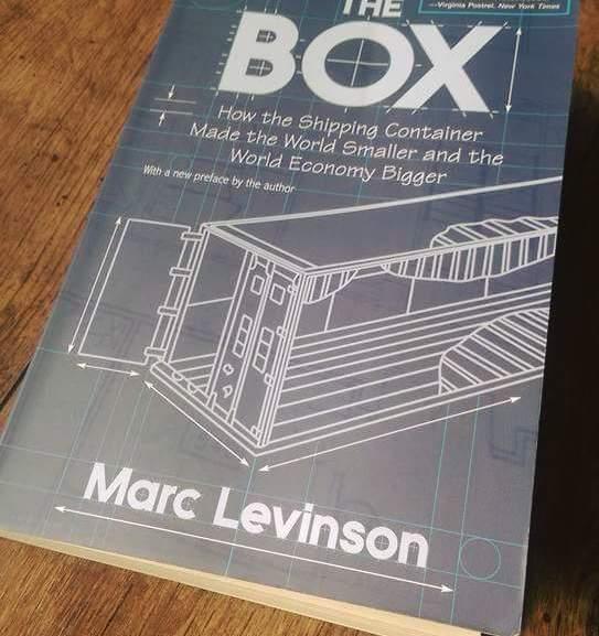 The Box 貨櫃造就的全球貿易