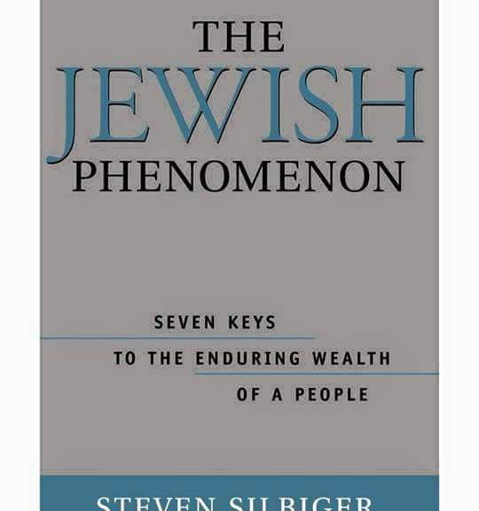 The Jewish Phenomenon 猶太現象