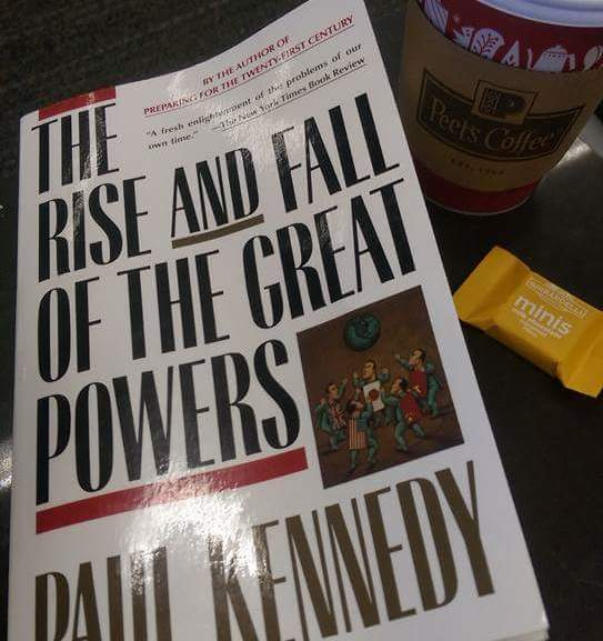 The Rise and Fall of the Great Powers 霸權興衰史