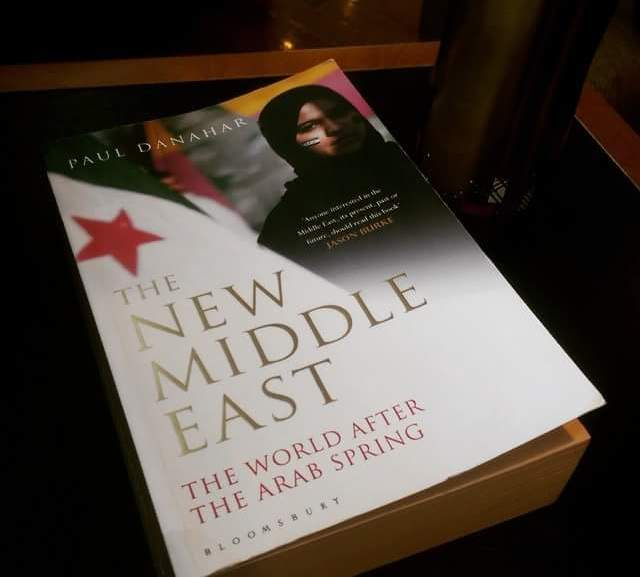 The New Middle East 新中東