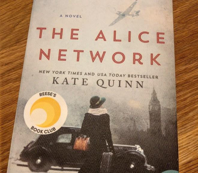 The Alice Network 一戰時期的間諜女王
