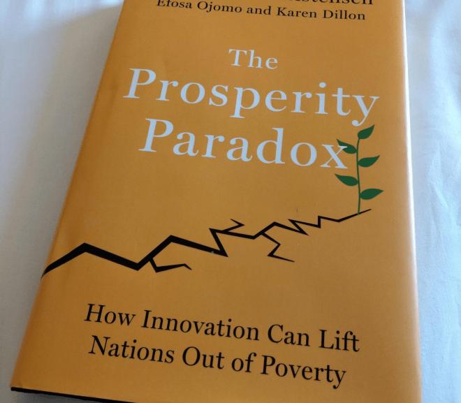 The Prosperity Paradox 開創興盛的矛盾