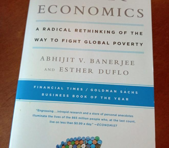 Poor Economics 窮人的經濟學