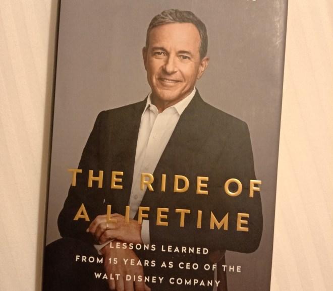 The Ride of a Lifetime 迪士尼 15年執行長的心路歷程