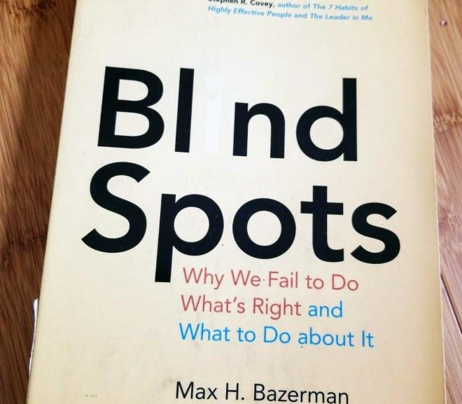Blind Spots 道德的盲點