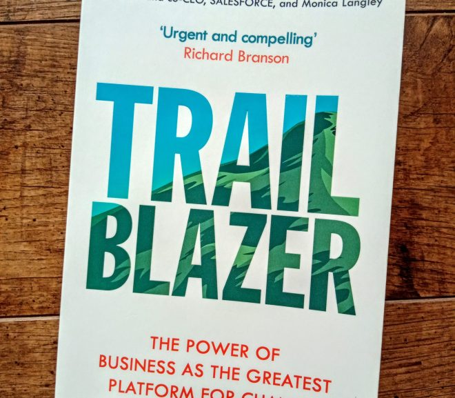 Trailblazer 開拓者