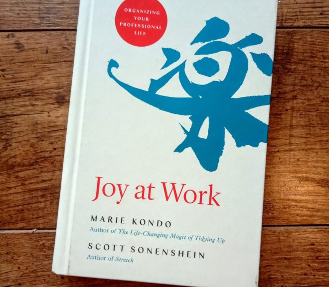 Joy at Work 怦然心動的工作整理魔法