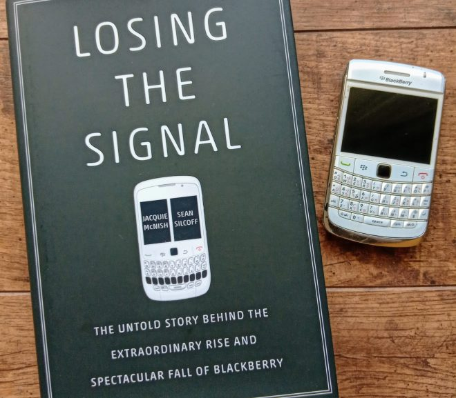 Losing the Signal 失聯的黑莓機