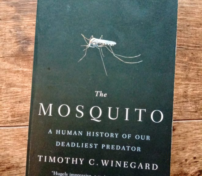 The Mosquito 蚊子與人類世界史
