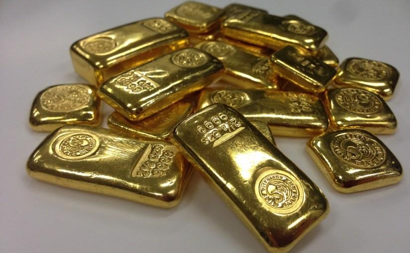 Arany, az értékőrző – mindennek a mércéje a válság idején