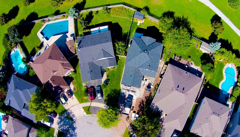 Drone's and Aerial Photography in Landscaping