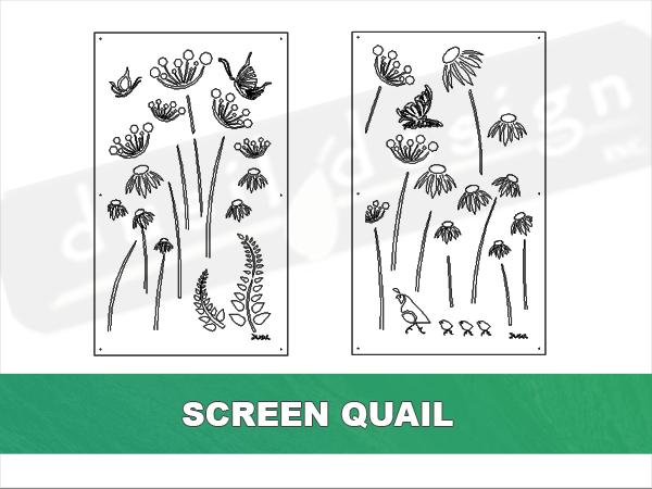 Screen-Quail