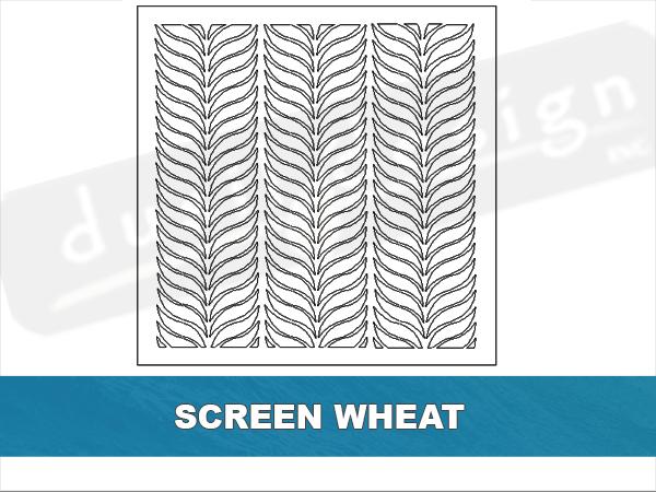 Screen Wheat