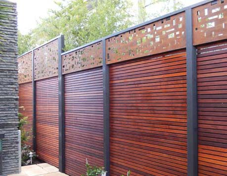A New Kind Of Fence-Magazine Article