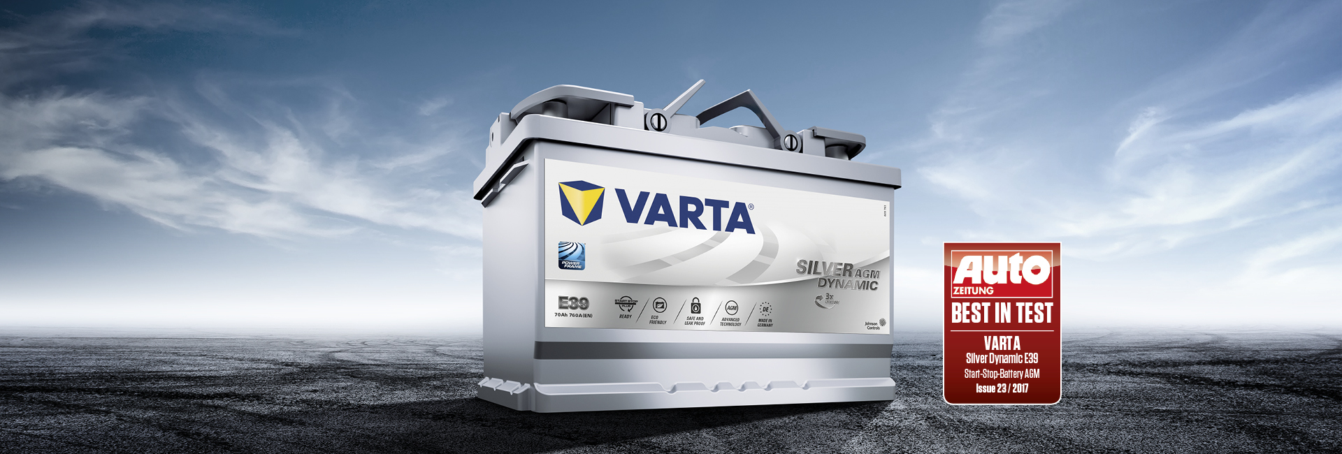 hight resolution of varta agm batteries