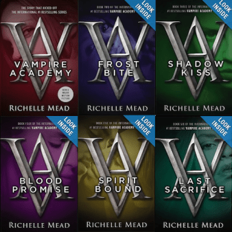 VampireAcademy-NewCovers