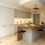 Dusko Contemporary Open Plan Kitchen and Dining Area in Handforth, Cheshire
