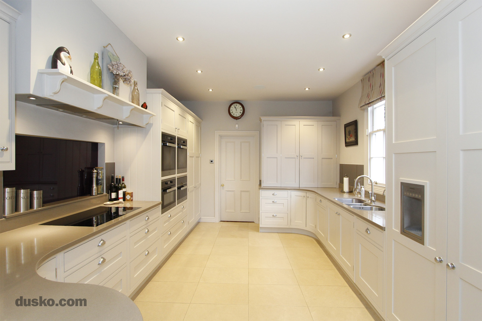 Dusko In Frame Kitchen in Bowdon, Cheshire