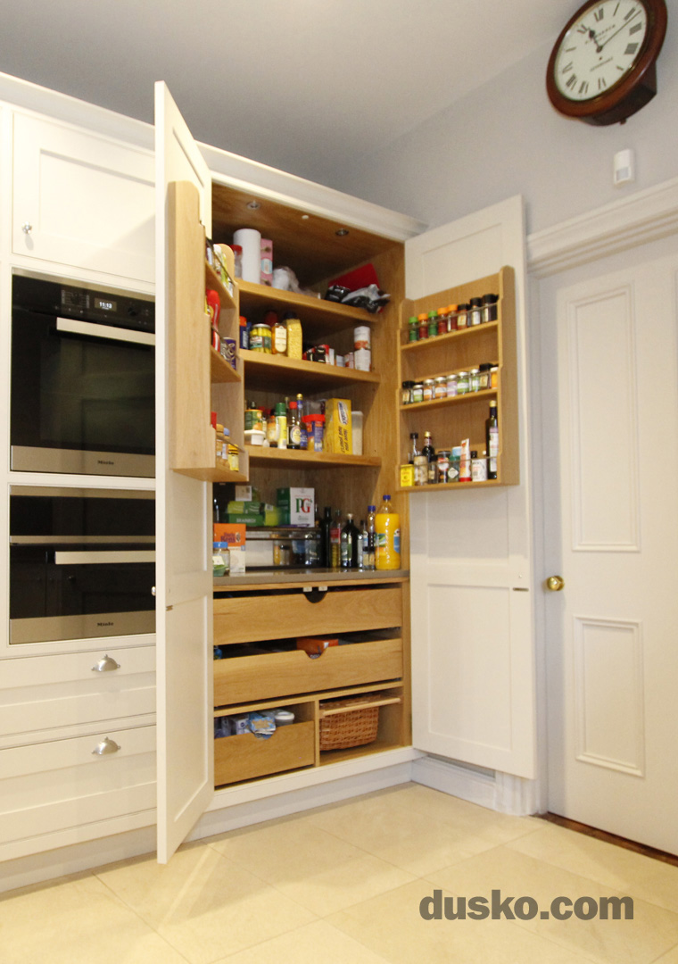 In Frame Kitchen in Bowdon, Cheshire Chefs Pantry