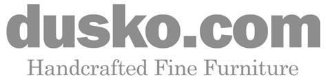 dusko logo handcrafted fine furniture header