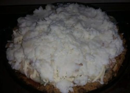 Thanksgiving Leftovers Turkey Pot Pie