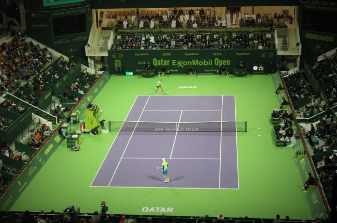 Katar Exxonmobil Açık 2016 yarı final ilk maçında gülen taraf Rafael Nadal oldu.