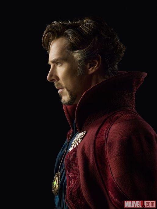 Benedict Doctor Strange olmaya çok yakışmamış mı?