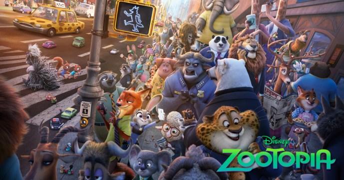 Zootopia - Disney'in yeni animasyonu