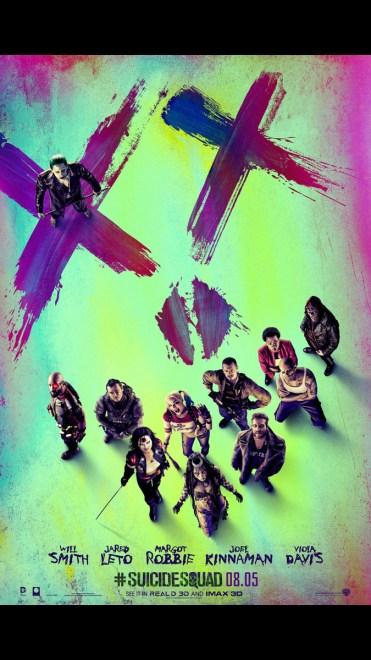 Suicide Squad - Böyle bir arkadaş grubun olsa hiç sıkılmazsın.