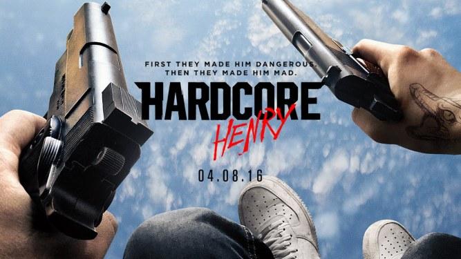 Hardcore Henry daha önce deneyimlemediğiniz bir sinema tecrübesi sunuyor.