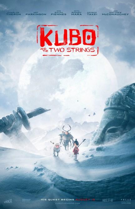 Kubo and the Two Strings - Bu yıl izlediğim en iyi film.