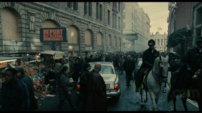 Children of Men - One of the best dystopia movies of our generation. Cuarón is the director. In case you have not watched it yet.