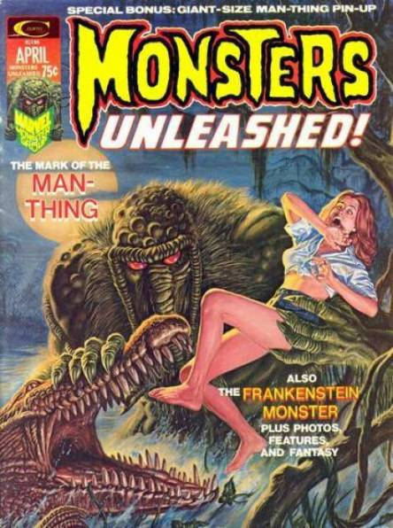 Monsters Unleashed - Dizisi olsa da izlesek.