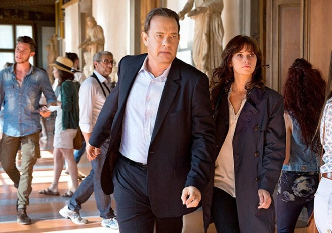 Inferno - Güzelim aksiyon romanı sinema perdesinde heba edilmiş.