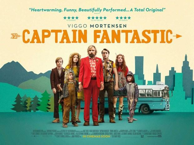 Captain Fantastic - Doğada kendi halinde yaşam süren bir ailenin değişimlerini ve zorluklarını duygusal ve komik bir şekilde bizle buluşturuyor.