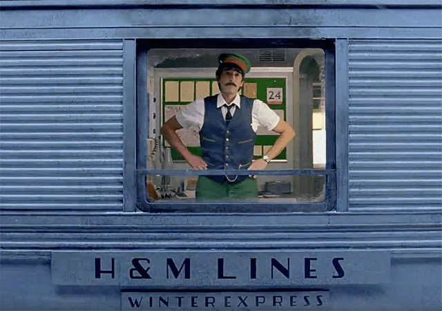 Come Together - Wes Anderson imzalı bir H&M reklamı