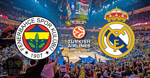 Fenerbahçe ve Real Madrid basketbol takımları 19 Mayıs 2017 tarihinde Euroleague final four ilk maçında kozlarını paylaşacaklardı.