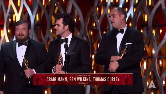 Whiplash Oscar Ses Miksajı