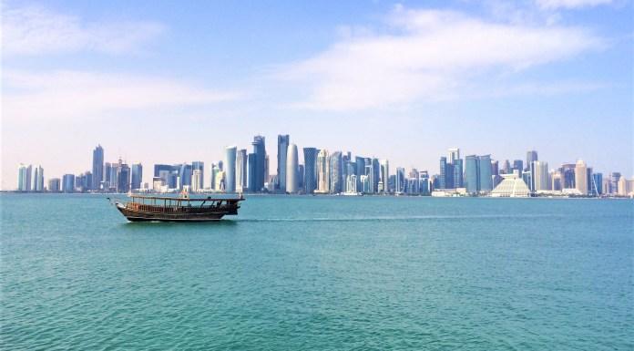Katar Doha Museum of Islamic Arts