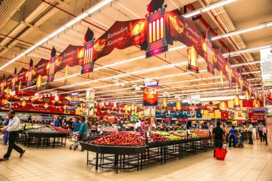 Carrefour Katar'daki market alışverişlerinin bir numaralı tercihidir.