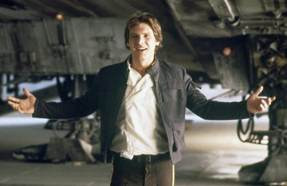 Solo A Star Wars Story (Han Solo Bir Star Wars Hikayesi) Harrison Ford