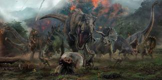 Jurassic World Yıkılmış Kralık