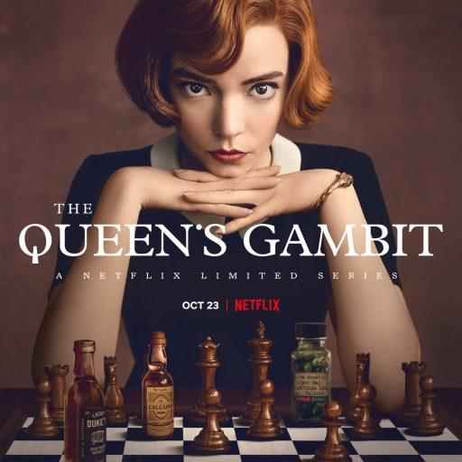The Queen's Gambit posteri