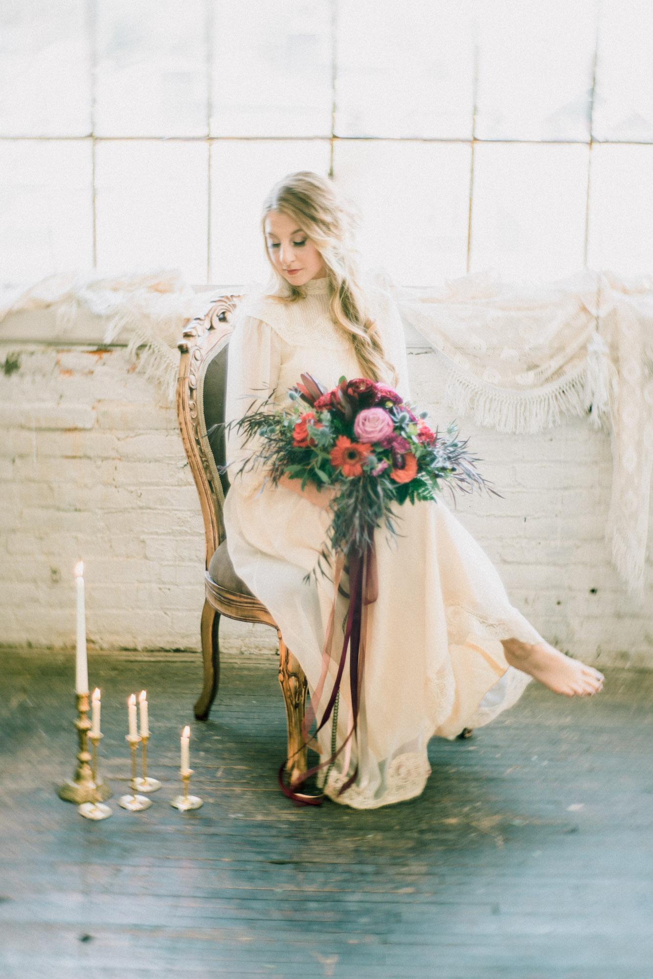 Ethereal Victorian Inspired Wedding Ideas Du Soleil Photographie