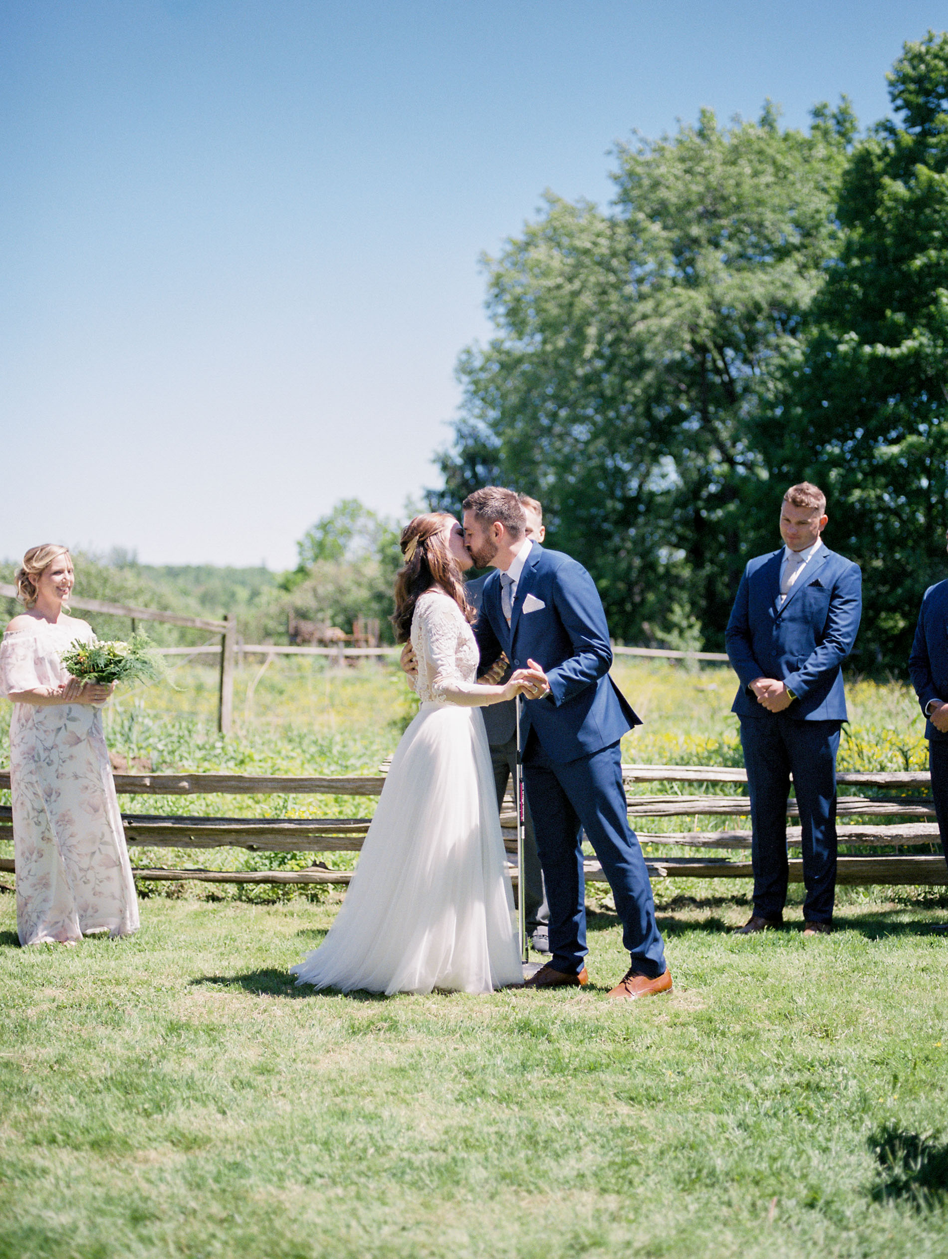 Summer wedding, rustic wedding, farm wedding, barn wedding, NYC wedding, NYC wedding photographer, philadelphia wedding, philadelphia wedding photographer, bride and groom, first look
