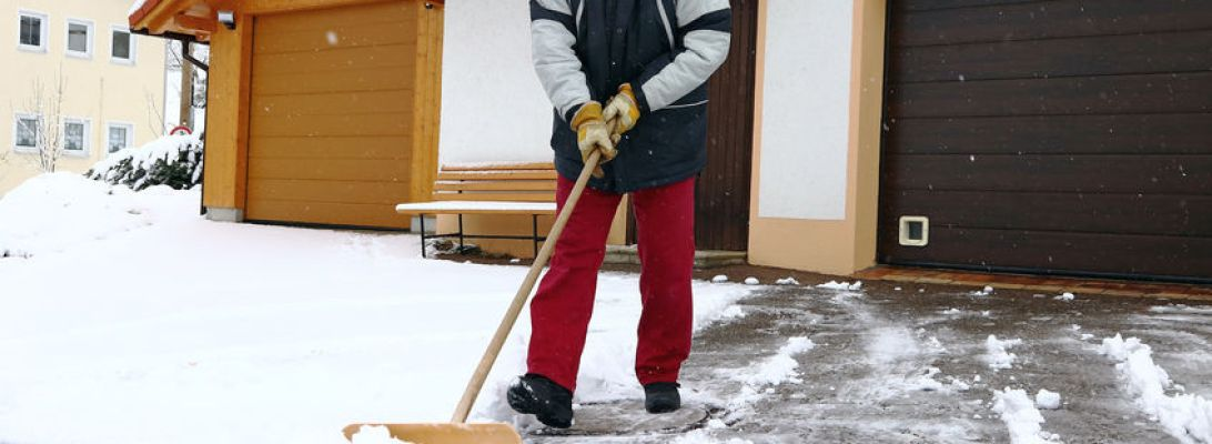 Simple Winter Safety Tips To Help Prevent Outdoor Slips